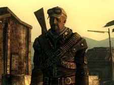 Эван Кинг охраняет поселение Арефу